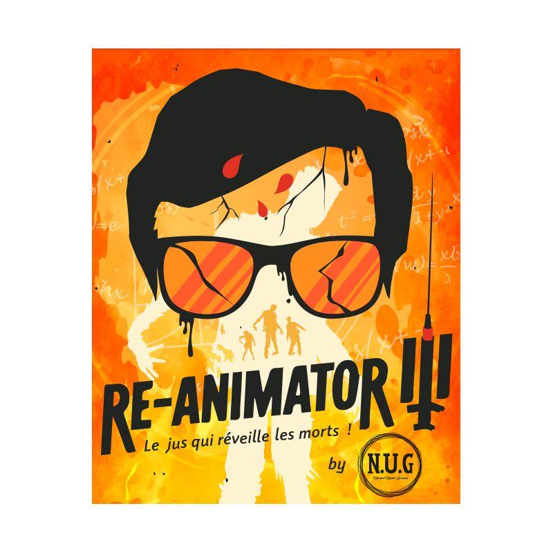 Le French Liquide: Re-Animator III 3x10ml