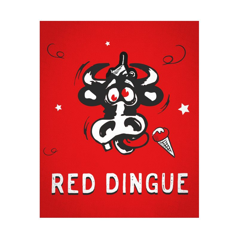 Le French Liquide: Red dingue 3x10ml