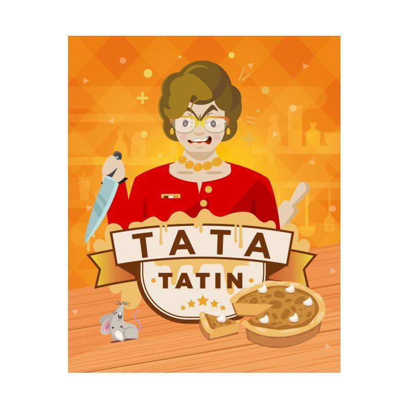 Le French Liquide: Tata Tatin 3x10ml