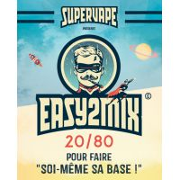 Supervape Base 200ml EASY2MIX 20/80