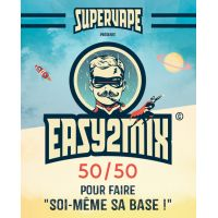 Supervape Base 200ml EASY2MIX 50/50