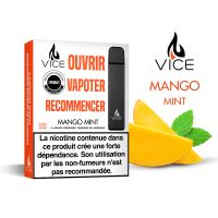 VICE Pod jetable - Mango Mint (Pack de 3)