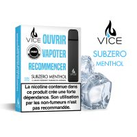 VICE Pod jetable - Subzero (Pack de 3)