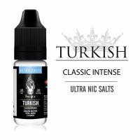 Halo Ultra Salts: Turkish Tobacco 10ml