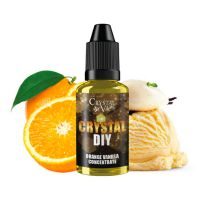 Crystal diy: Concentré Orange vanille 30ml