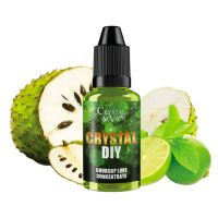 Crystal diy: Concentré Soursop lime 30ml