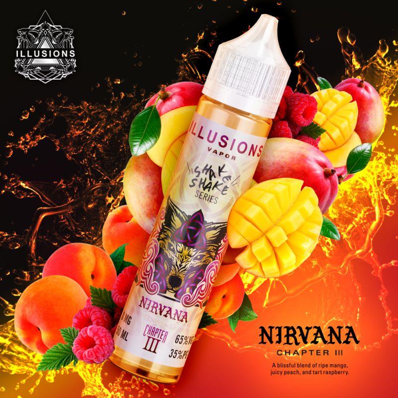 Illusions Vapor Nirvana 50ml