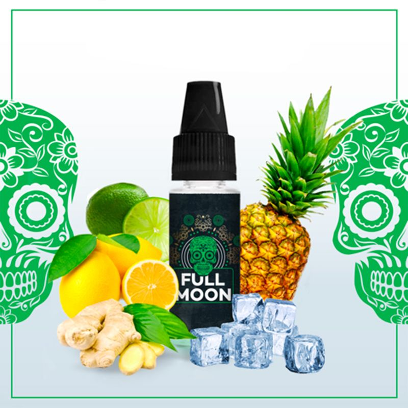 Full Moon: Concentre GREEN 10ml