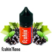 Fcukin Flava Freezy Grapes low menthol Concentré 30ml