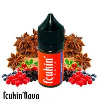 Fcukin Flava Frosty Hacks low menthol Concentré 30ml
