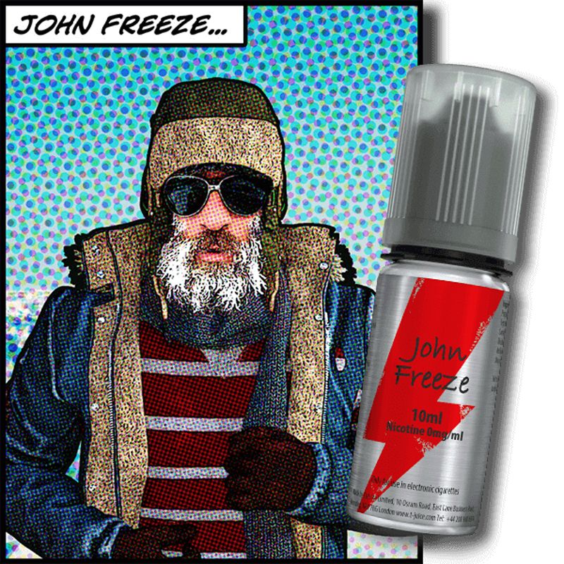 TJUICE VERT - John Freeze 10ML