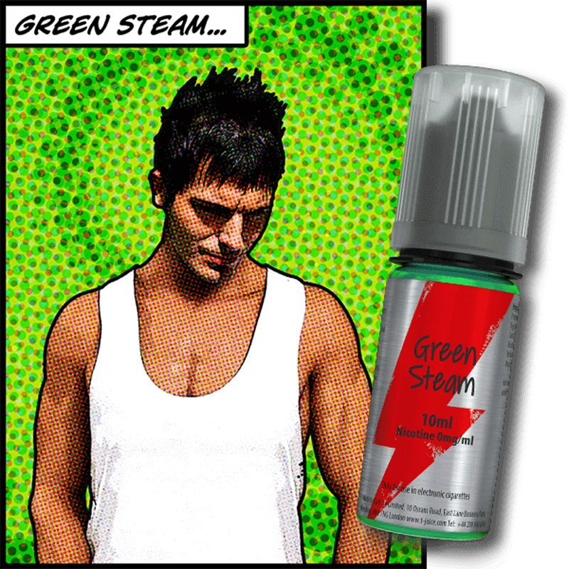 Green Steam 10ML