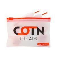 COTN Threads - Ciocche di cotone