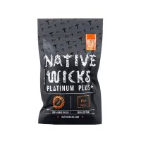 Native Wicks - Coton Platinum Plus