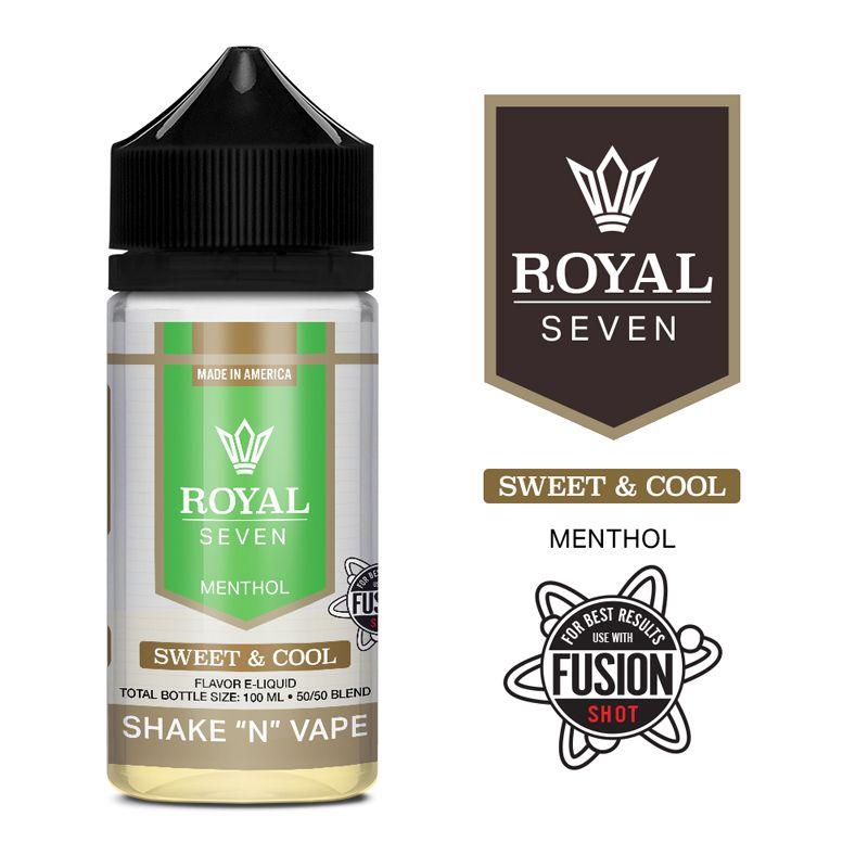 Royal Seven: Sweet & Cool 50ml