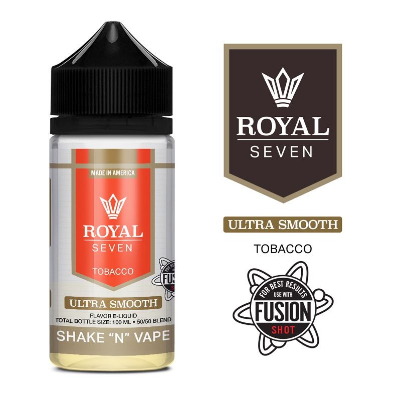 Royal Seven: Ultra Smooth 50ml