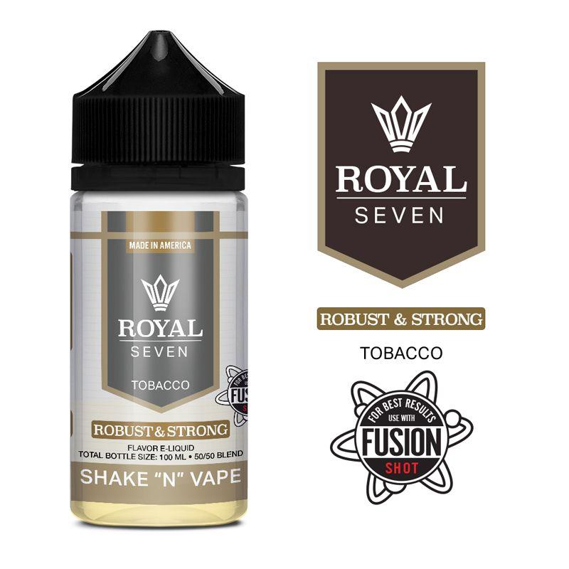Royal Seven: Robust & Strong 50ml