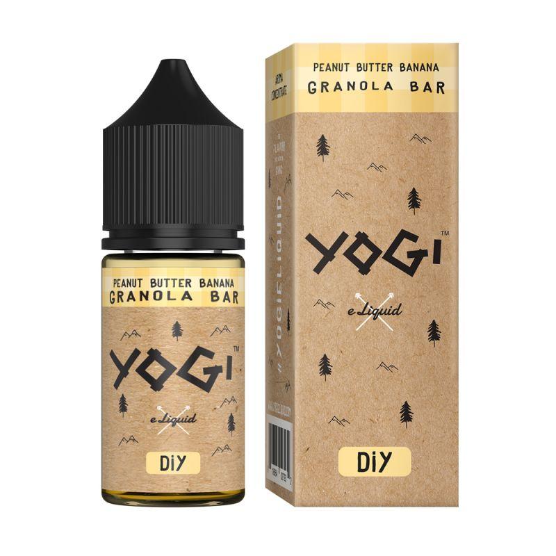 Yogi Juice - Concentré Peanut Butter Banana Granola Bar 30ML