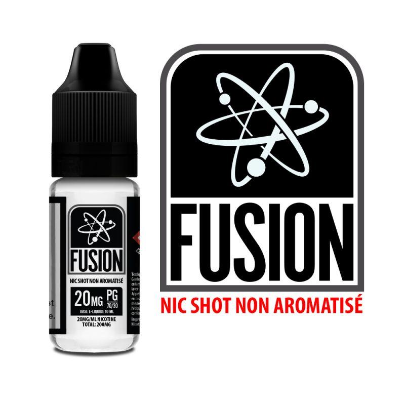 Halo Fusion Nicoboost - Pack de 12 flacons
