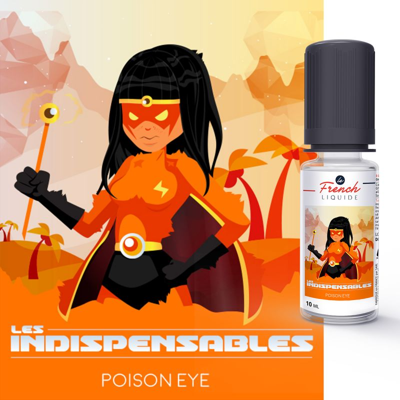 Le French Liquide - Poison Eye 10ml