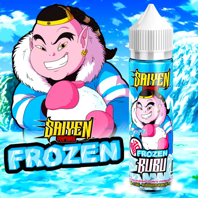 Swoke: Frozen Bübü 60ml
