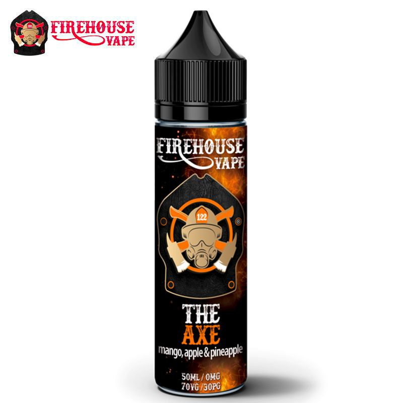 Firehouse Vape: The Axe - 50ml