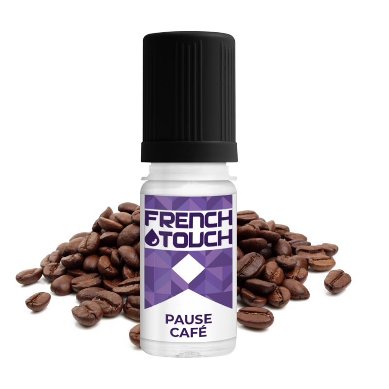 FRENCH TOUCH: PAUSE CAFE