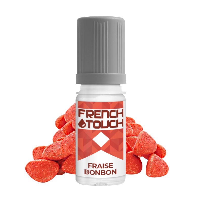 FRENCH TOUCH: FRAISE BONBON