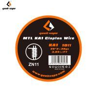 GeekVape Fil résistif Clapton MTL 10ft