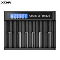 Xtar Chargeur d'accus MC6C