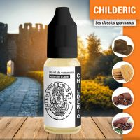 Concentré Childéric 10ml 814