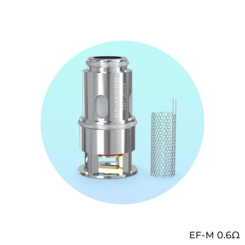 Eleaf Résistances EF / EF-M (3pcs)