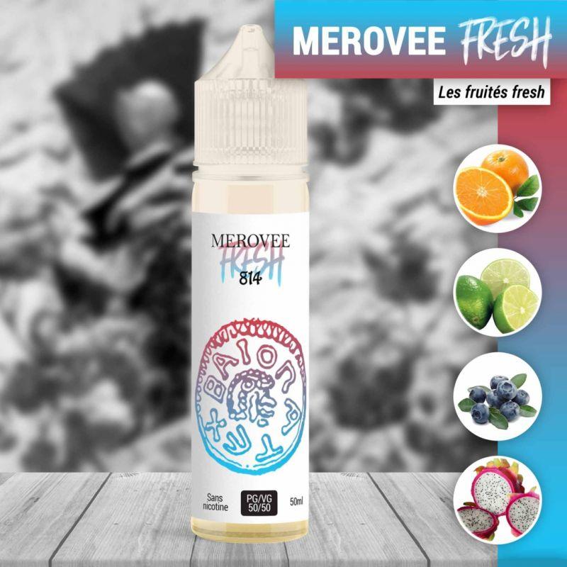 814 - Mérovée Fresh 50ml
