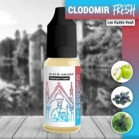 814 - Concentré Clodomir Fresh 10ml