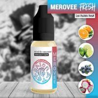814 - Concentré Mérovée Fresh 10ml