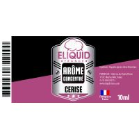 Arôme Cerise 10ml - Eliquid France