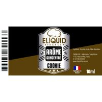 Arôme Cookie 10ml - Eliquid France