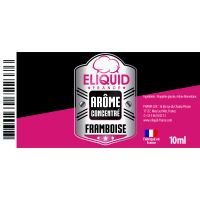 Arôme Framboise 10ml - Eliquid France
