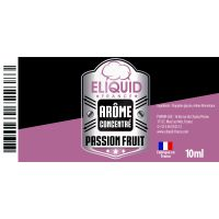 Arôme Fruit de la Passion 10ml - Eliquid France