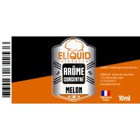 Arôme Melon 10ml - Eliquid France
