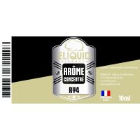 Arôme RY4 10ml - Eliquid France