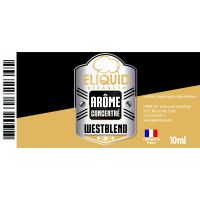 Arôme Westblend 10ml - Eliquid France