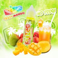Fruizee No Fresh: Crazy Mango 50ml