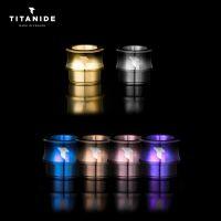 Titanide Drip Tip 810 Leto Curve Color