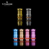Titanide Drip Tip 510 Linea Court Color