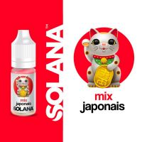 Mix japonais 10ml - Solana