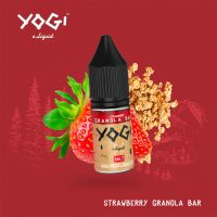 Strawberry Granola Bar 10ml - Yogi Salt Nic