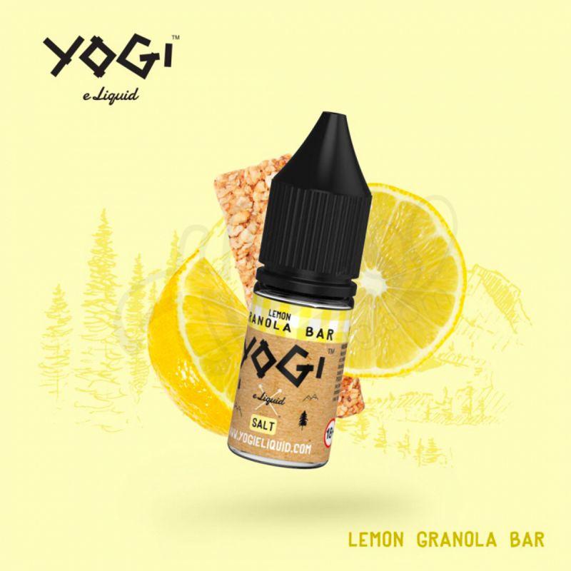 Lemon Granola Bar 10ml - Yogi Salt Nic
