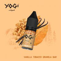 Vanilla Tobacco Granola Bar 10ml - Yogi Salt Nic