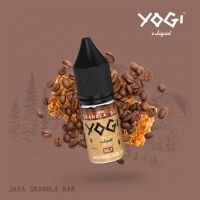 Java Granola Bar 10ml - Yogi Salt Nic